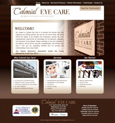 Colonial Eye Care