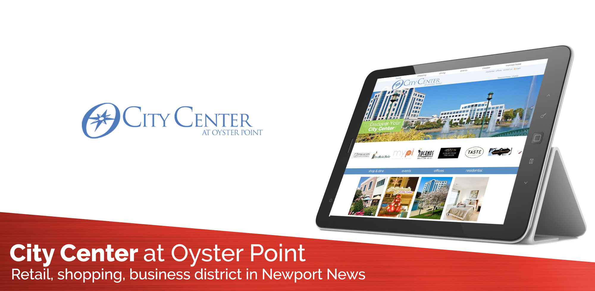 City Center at Oyster Point Newport News, VA