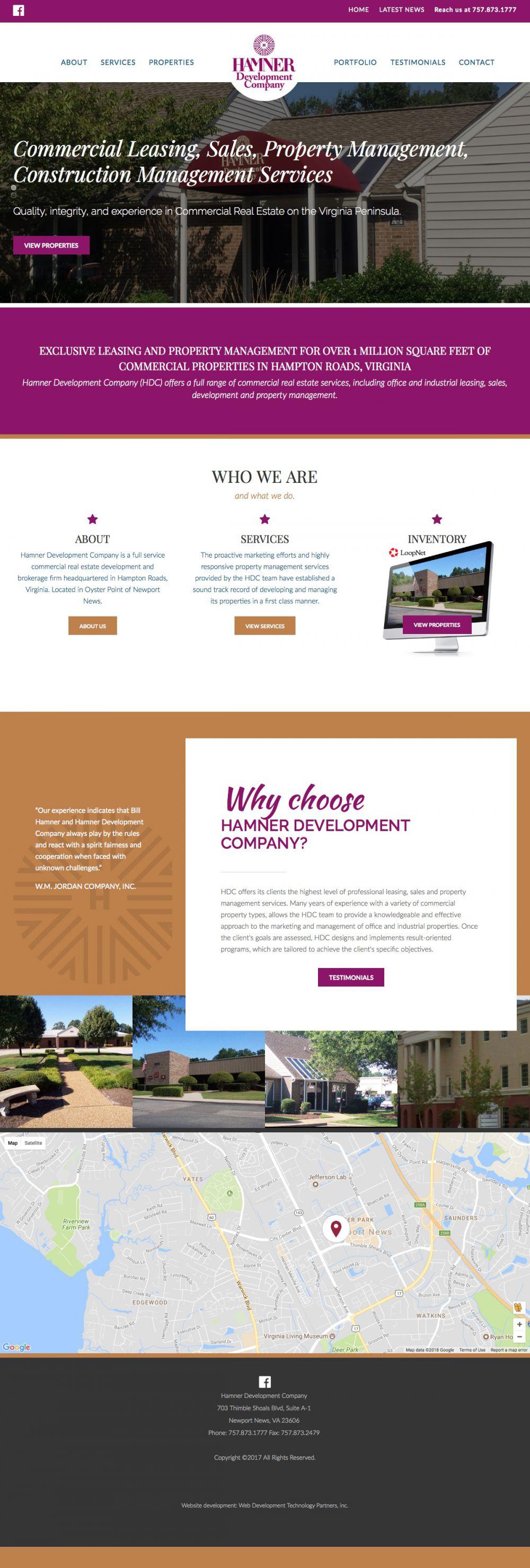 Hamner Development
