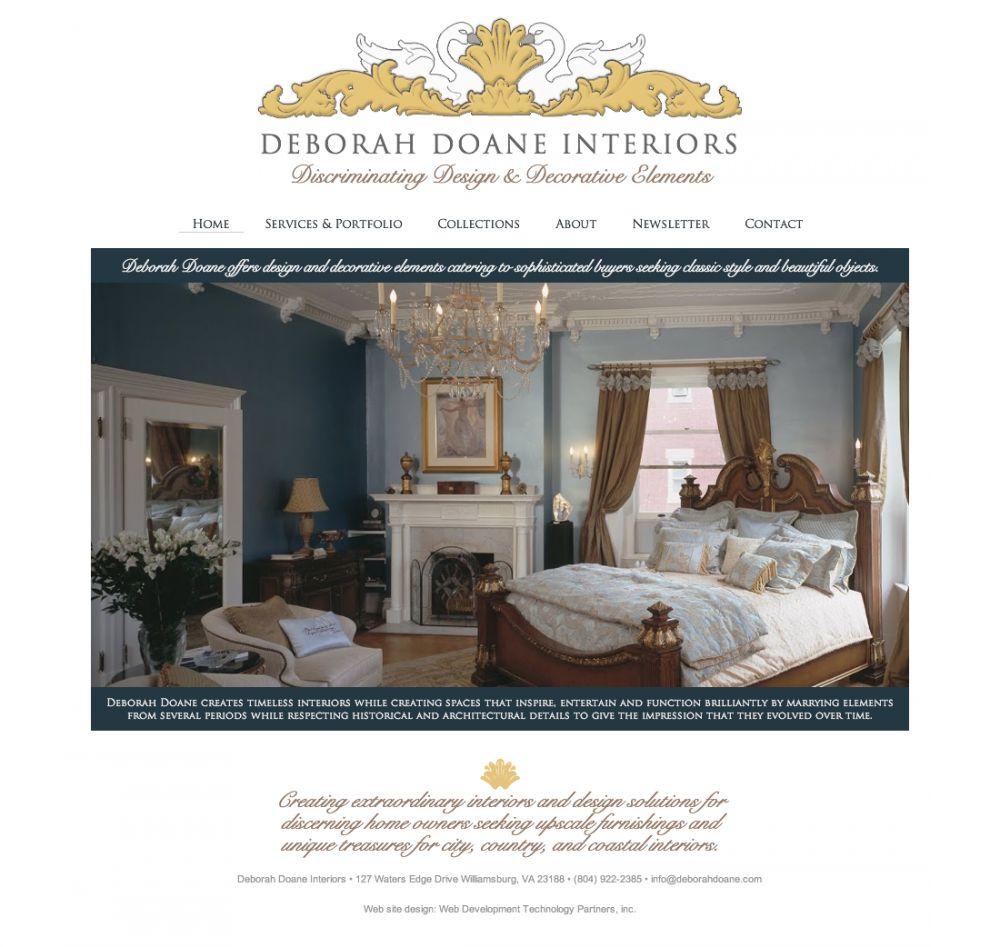 Deborah Doane Interior Design