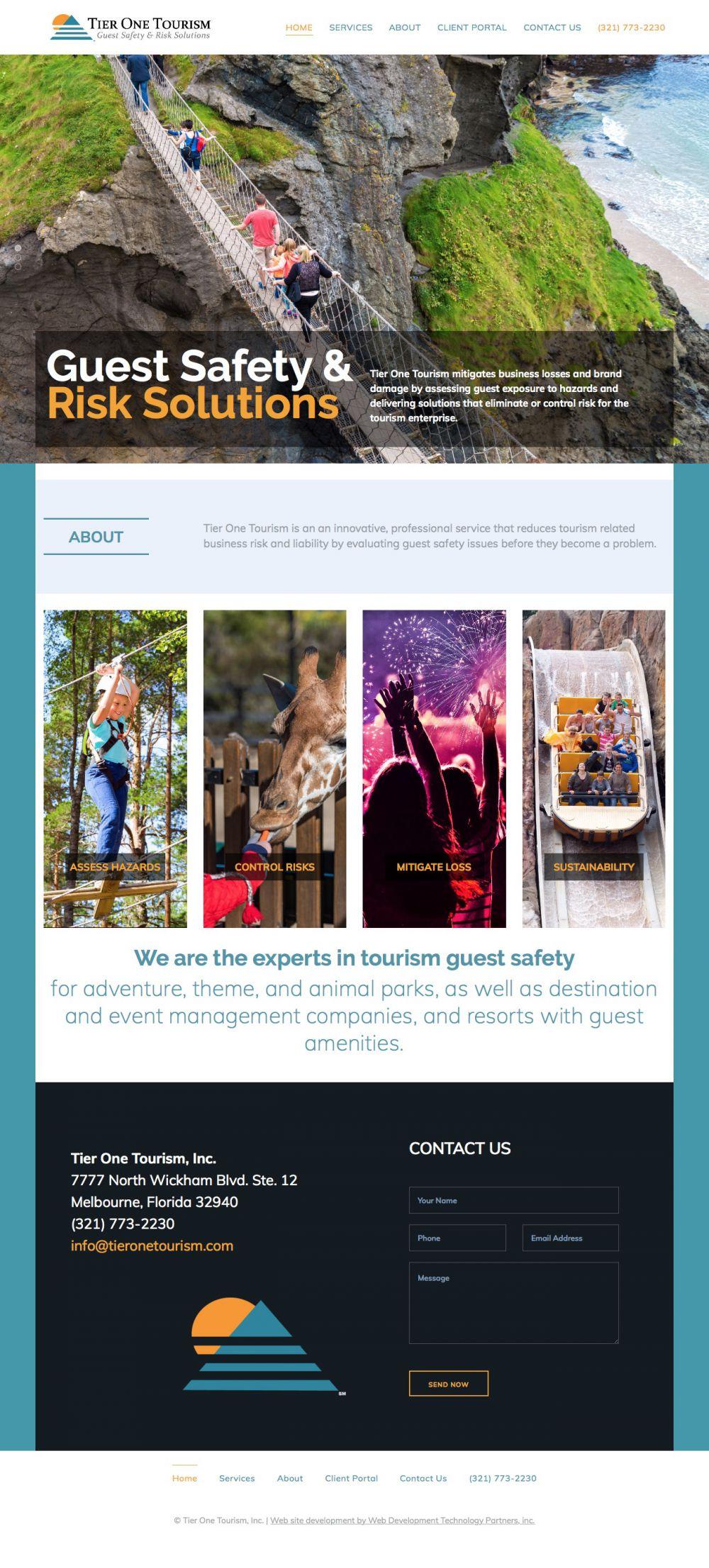 Tier One Tourism 2018