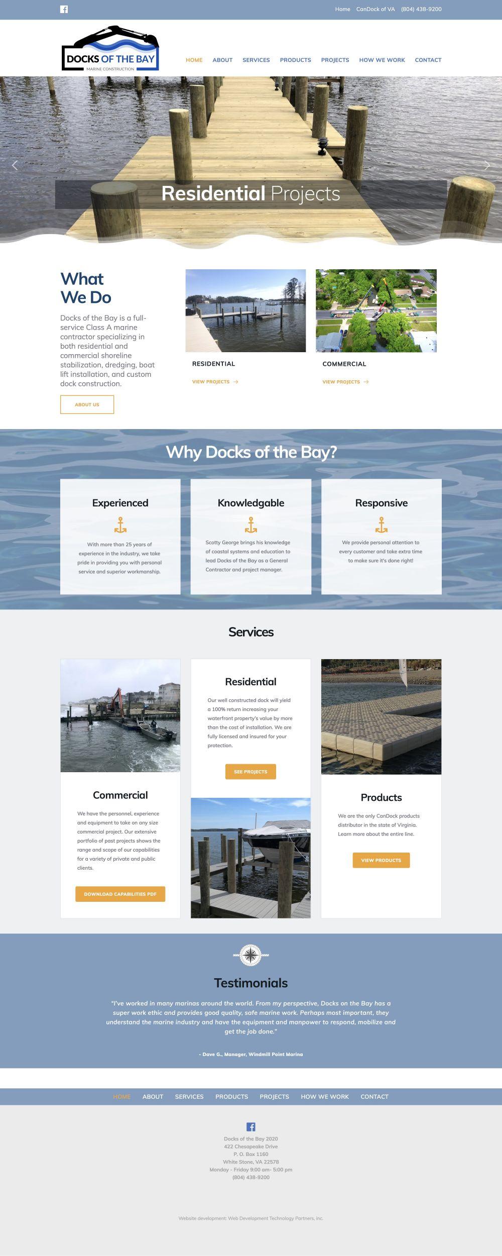 Docks of the Bay 2020