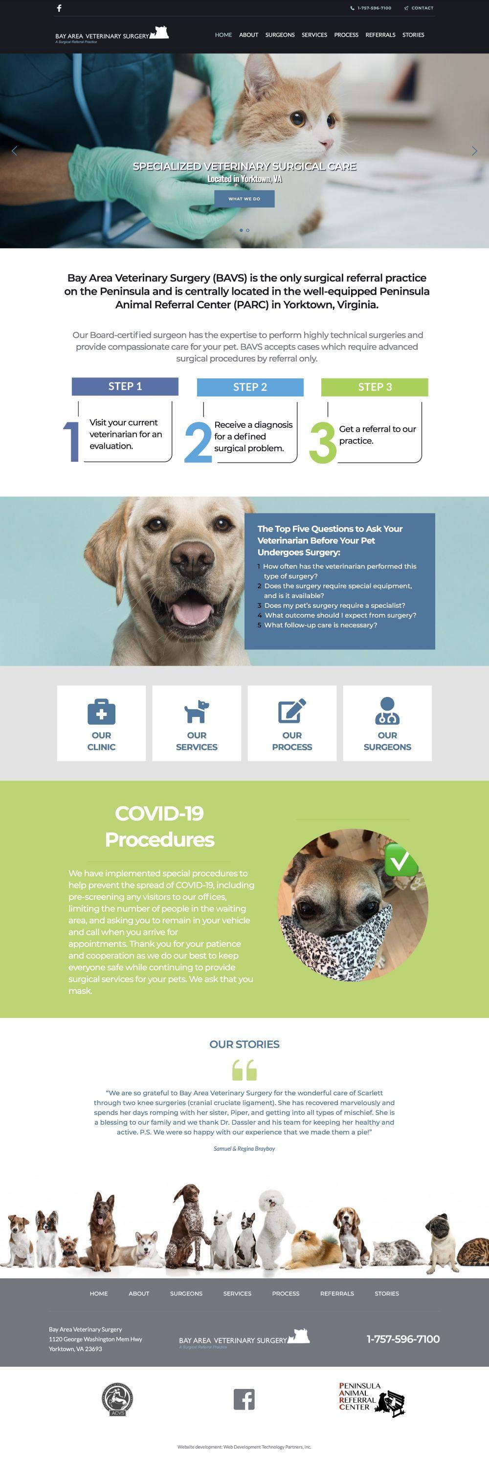 Bay Area Veterinary Surgery