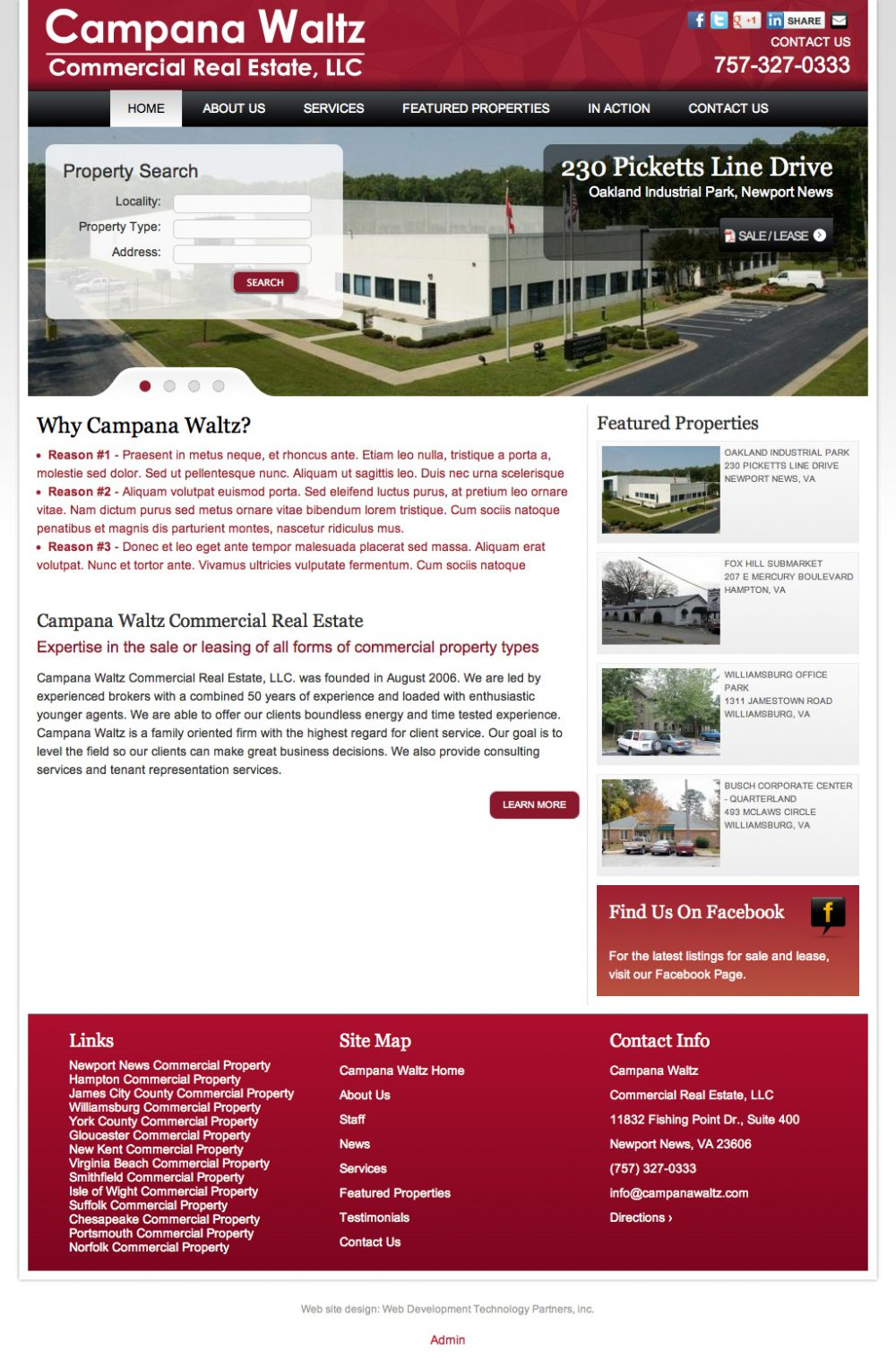 Campana Waltz Commercial Real Estate