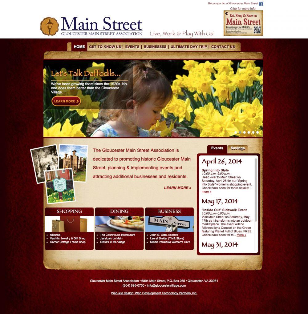 Gloucester Main Street Association