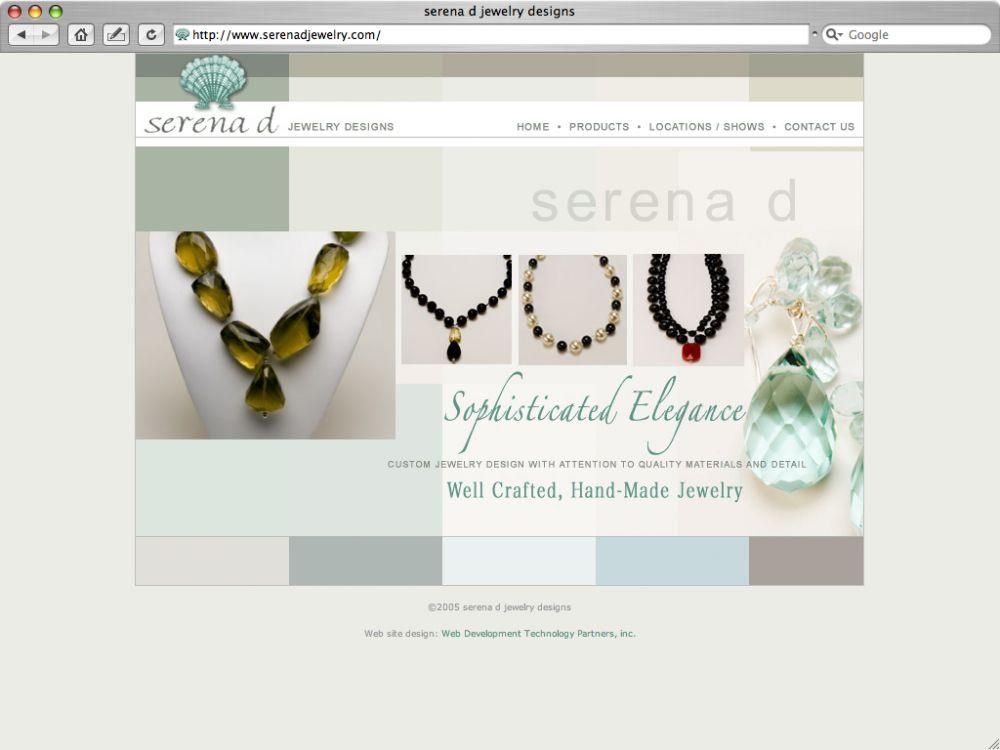 Serena D Jewelry