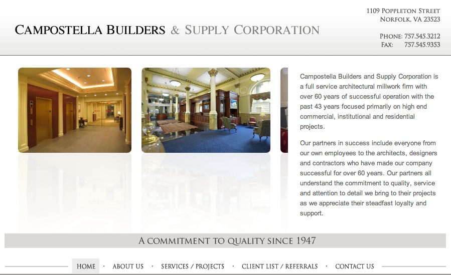 Campostella Builders, Inc.