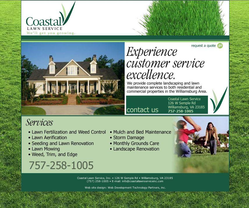 Coastal Lawn Service, Inc.