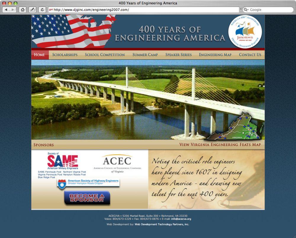 2007 Engineering America