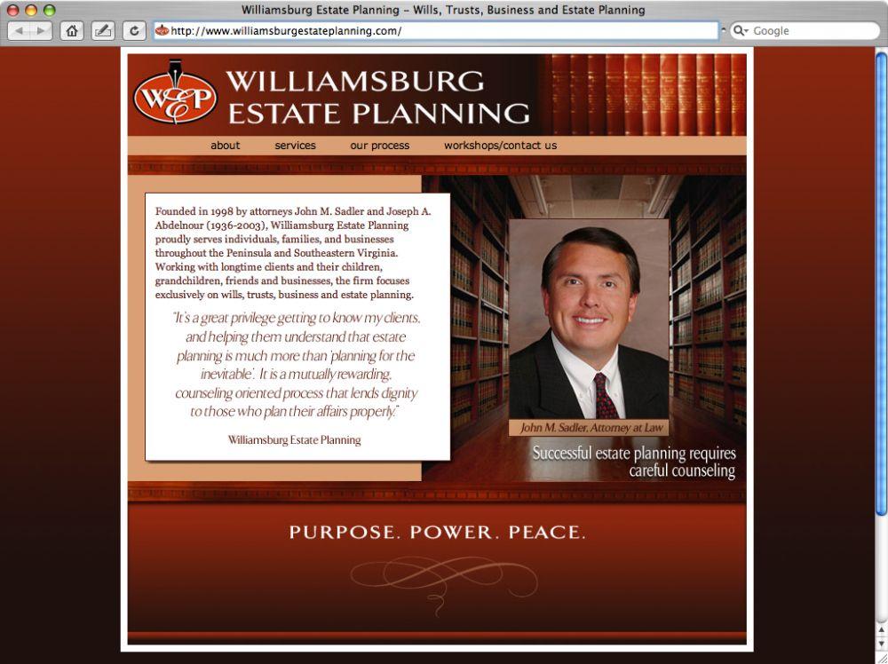 Williamsburg Estate Planning