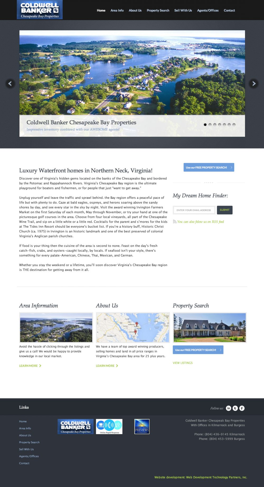 Coldwell Banker Chesapeake Bay Properties