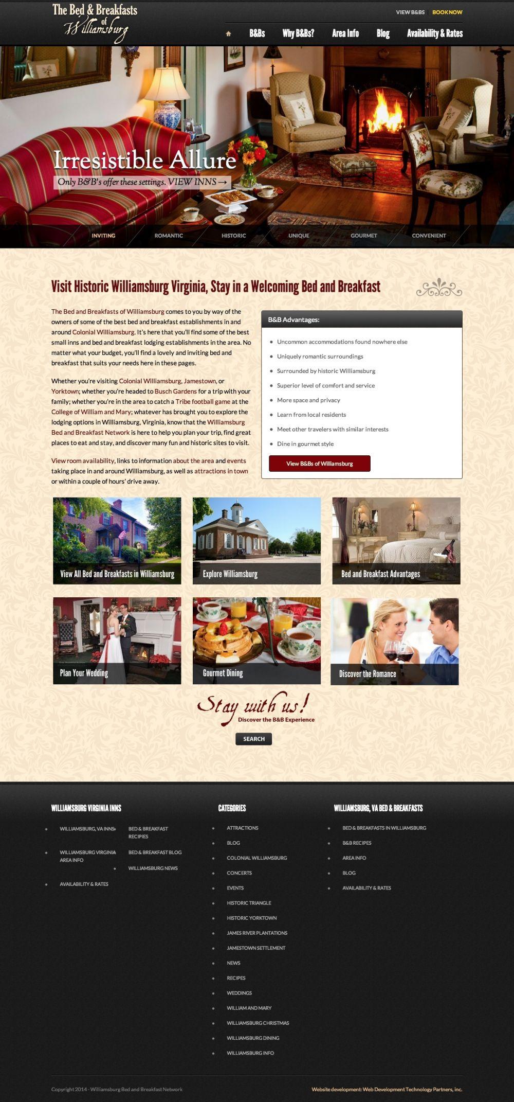Williamsburg Bed & Breakfast Network