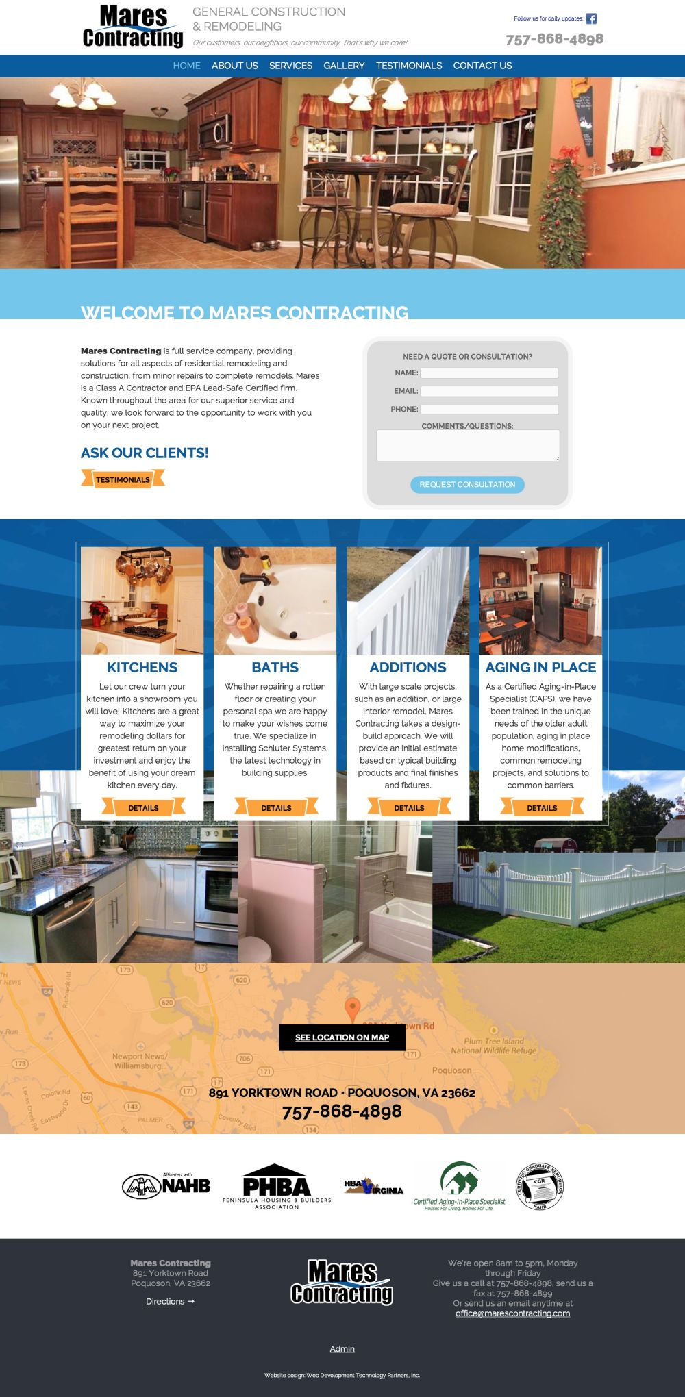 Mares Contracting