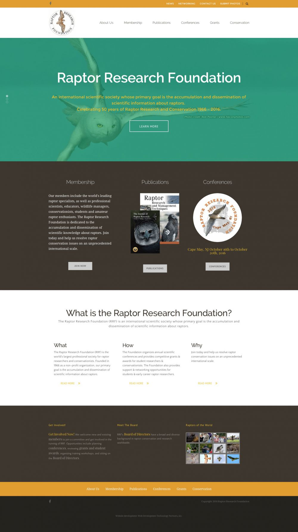 Raptor Research Foundation