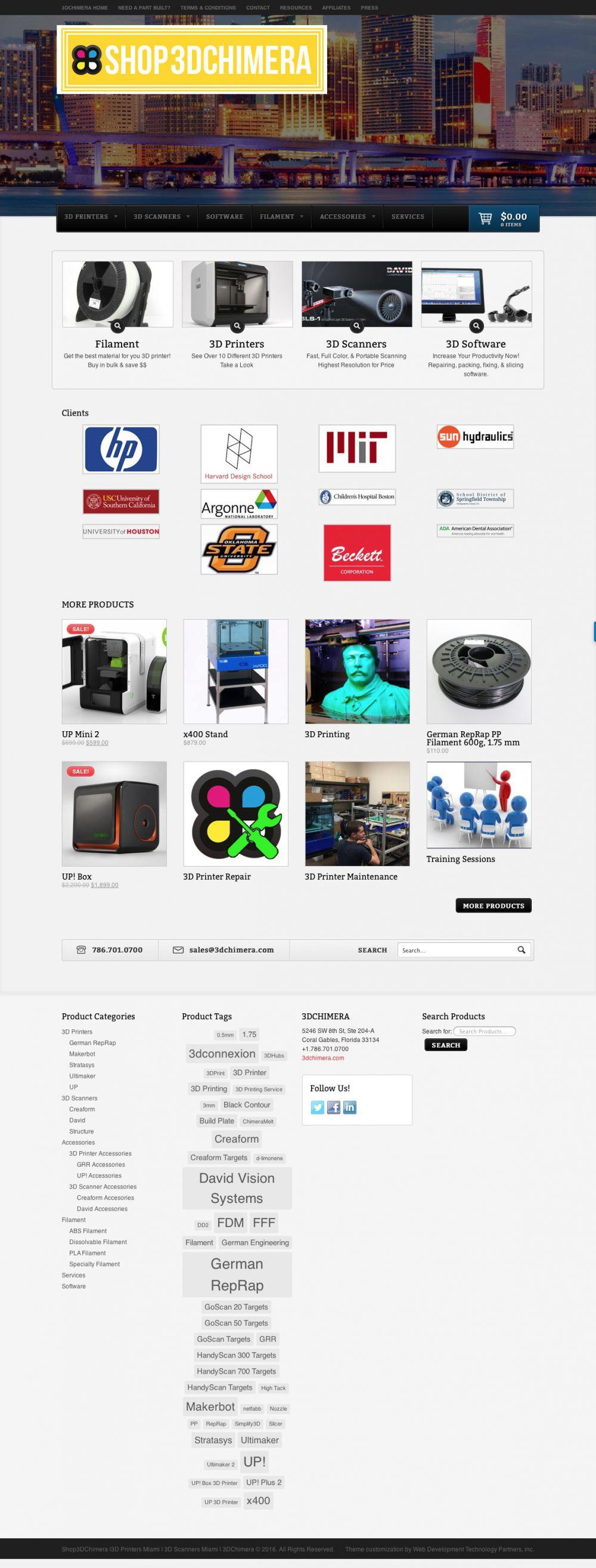 Shop3DChimera.com